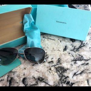 Brand new never worn Tiffany & Co. sunglasses